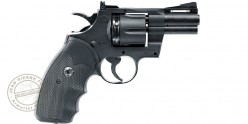 UMAREX - COLT Python CO2 revolver - .177 bore - Black (3 Joule max)