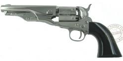 Revolver PIETTA Police Pony Express 1862 nickel Cal. 36 - bARREL5''