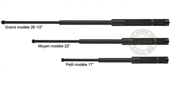 Nylon telescopic club