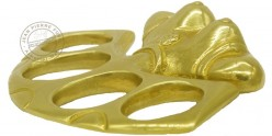 Bust Knuckle-duster - Golden