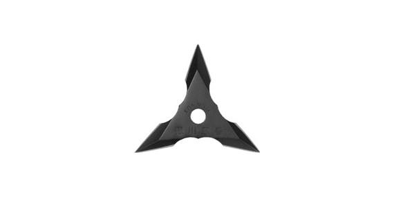 Shuriken Era Ninja - 3 blades - Black