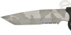 Poignard - Poing Américain MAX KNIVES - Lame Silver