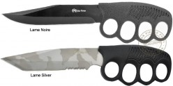 MAX KNIVES Dagger - Knuckle Duster - Silver blade