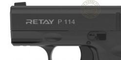 RETAY P114 blank firing pistol - 9mm blank bore