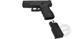 Razor Gun RMG-19 Pro pepper gas defense pistol