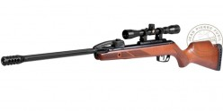 GAMO Fast Shot 10X IGT air rifle - .177 rifle bore (19.9 joule) + 4 x 32 scope