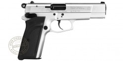 Umarex BROWNING GPDA blank firing pistol - Tan - 9mm blank bore - Crushed Silver