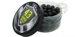Box of 100 rubber balls caliber .43