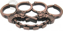 """The Duel"" knuckle duster"