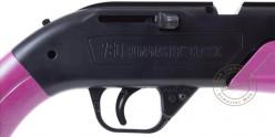 Carabine à plombs 4,5 mm CROSMAN 760 Pumpmaster Rose - Pompe variable (6 à 8 Joules)