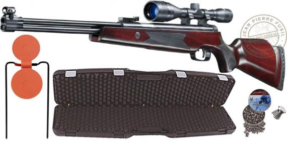Hammerli HunterForce 900 Combo Air rifle pack (19,9 Joules) - .177