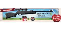 GAMO Big Cat 1000 airgun kit .177 (19.9 joule) + 4x32 scope - CHERRY PACK 2019