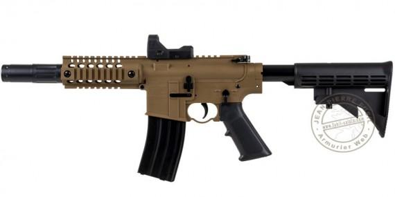 Pistolet mitrailleur à plomb CO2 4,5 mm CROSMAN Bushmaster MPW (3 Joules max)
