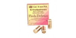 9 mm blank flash pistol cartridges 10