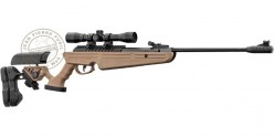 Carabine à plombs B.O. QUANTICO 4.5 mm (19.9 Joules) + Lunette 4x32