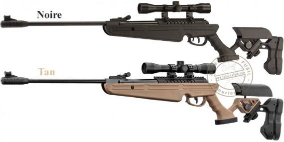 Carabine à plombs B.O.Manufacture QUANTICO 4.5 mm (19.9 Joules) + Lunette 4x32