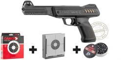 Pack Pistolet à plombs 4,5 mm GAMO P900 (2,55 joules) - PROMO NOEL 2019