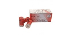 FUN TIR cartridges - Cal 1250