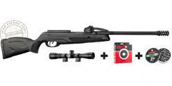 GAMO Quiker airgun kit (19.9 joule) + 4x32 scope - CHRISTMAS 2019