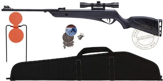 Pack carabine à plombs MAGTECH Jade Pro 4.5 mm (19,9 joules)
