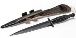 LINDER combat Knife - British Commando