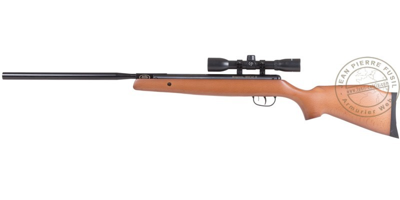 CROSMAN Benjamin Regal II NP Air Rifle - .177 rifle bore (19.9 joules) + 4x32 scope