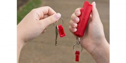 Sabre Red - Defense red pepper spray - Keychain