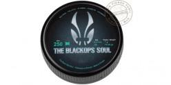 The Black Ops Soul - Plombs plats calibre 5,5 mm - 2 x 250