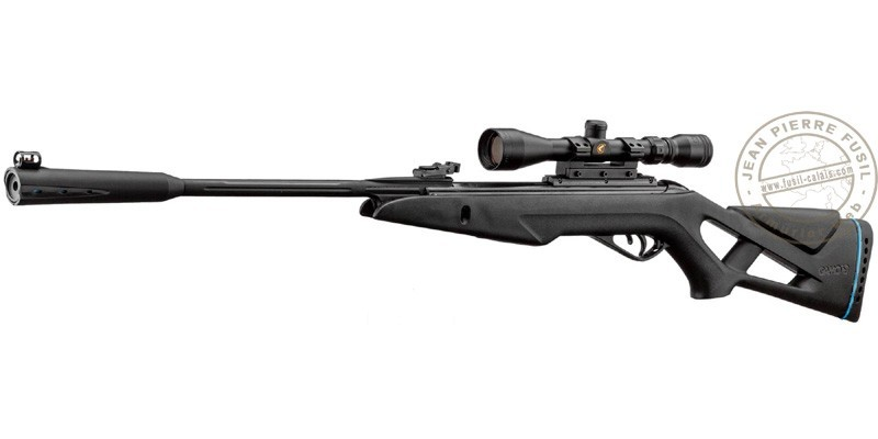 GAMO Whisper IGT Air Rifle - .177 rifle bore (19.9 joules) + 3-9x40 scope