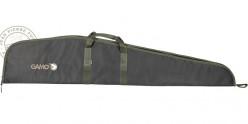 GAMO Fourreau matelassé pour arme à lunette - Noir et vert - 132 cm