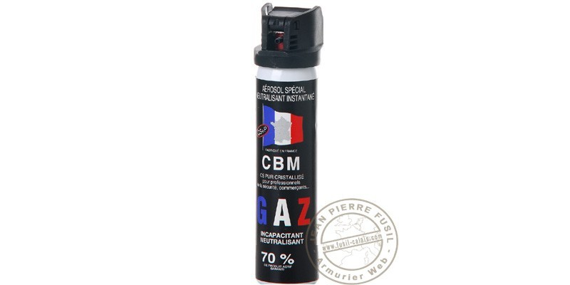 Self defence spray - 75 ml - CS Gas