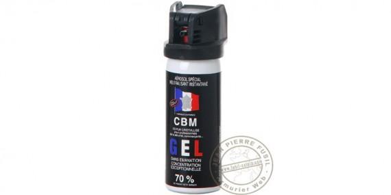 Bombe de défense 50 ml Gel CS