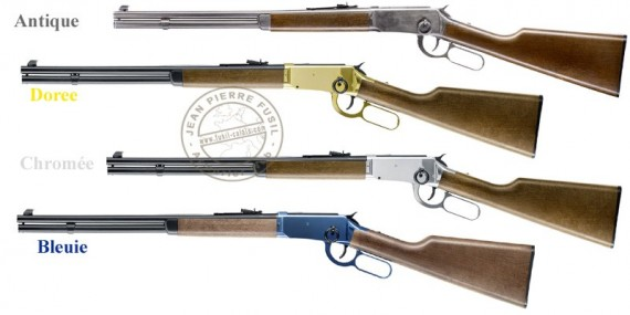 UMAREX Legends Cowboy Rifle CO2 BB airgun (7.5 joule max)