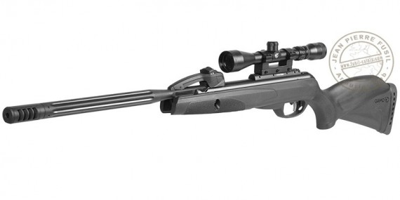 Carabine à plombs GAMO Black 10X Maxxim IGT 4,5 mm (29 joules) + lunette 3-9x40 WR