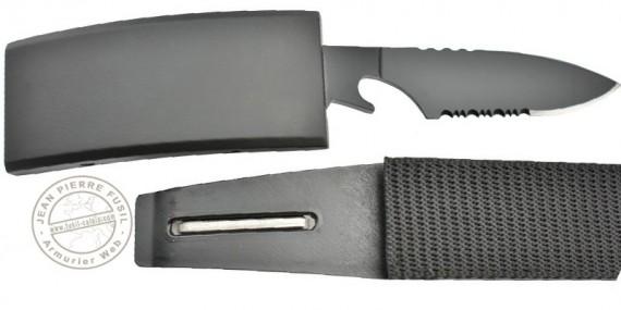 Couteau de ceinture - lame 6,5 cm