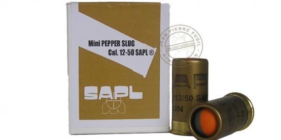 FUN PIZZ pepper ball cartridges - cal 12/50 - (x5)