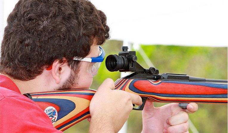 carabine avec lunette
