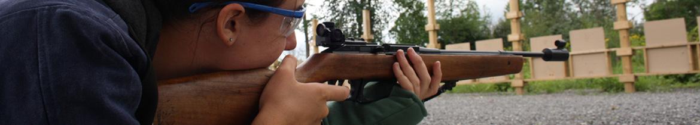 tir a la carabine a plomb